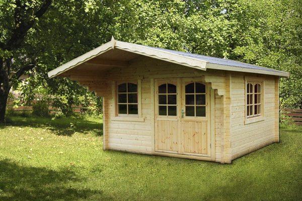Casa prefabricada de madera Anne