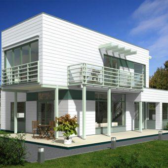 Casa prefabricada Igollo 241