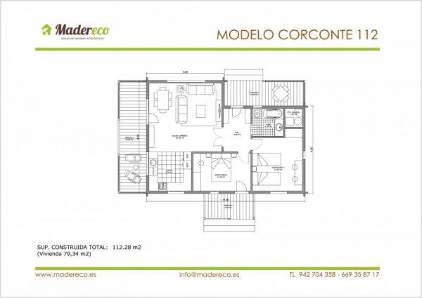 Modelo Corconte 112