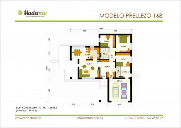 Modelo Prellezo 168