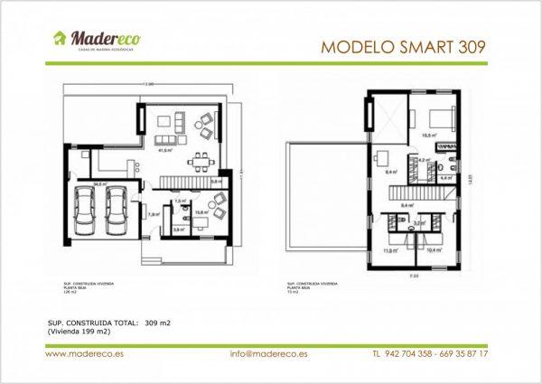 Modelo SMART 309