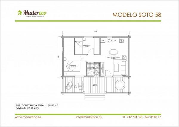 Modelo Soto 58