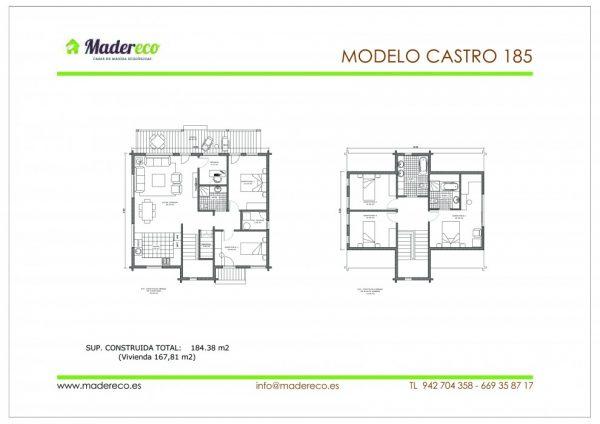 Modelo Castro 185