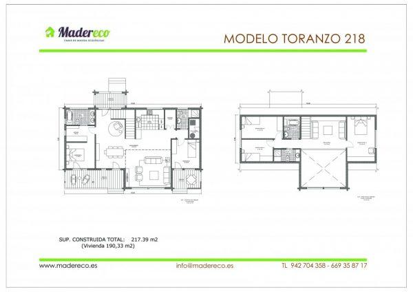 Modelo Toranzo 218