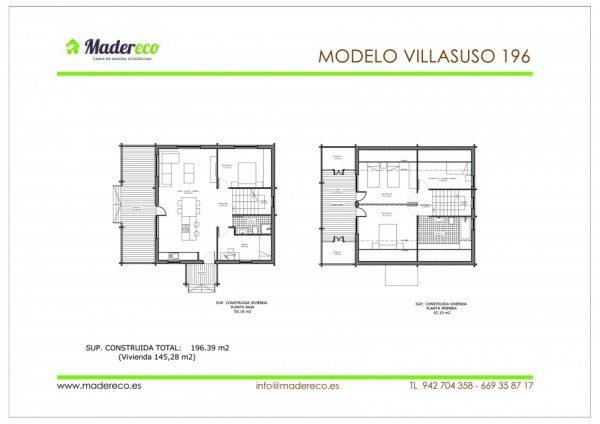 Modelo Villasuso 196