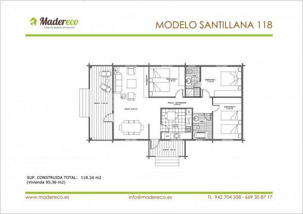 Modelo Santillana 118