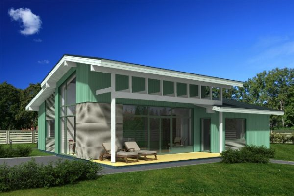 Casa prefabricada Santoña 141