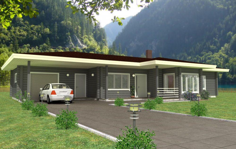 Casas prefabricadas Suances 168
