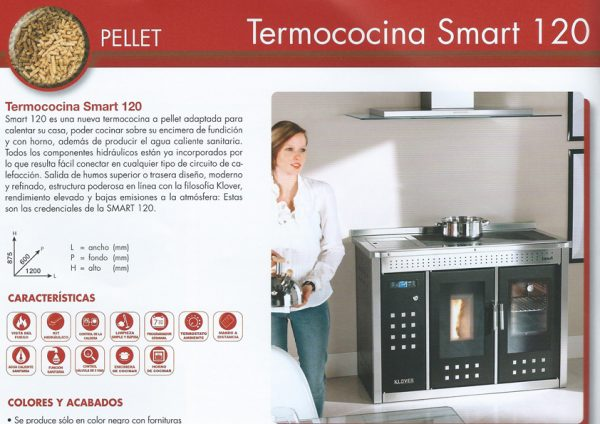 Termococina Smart 120