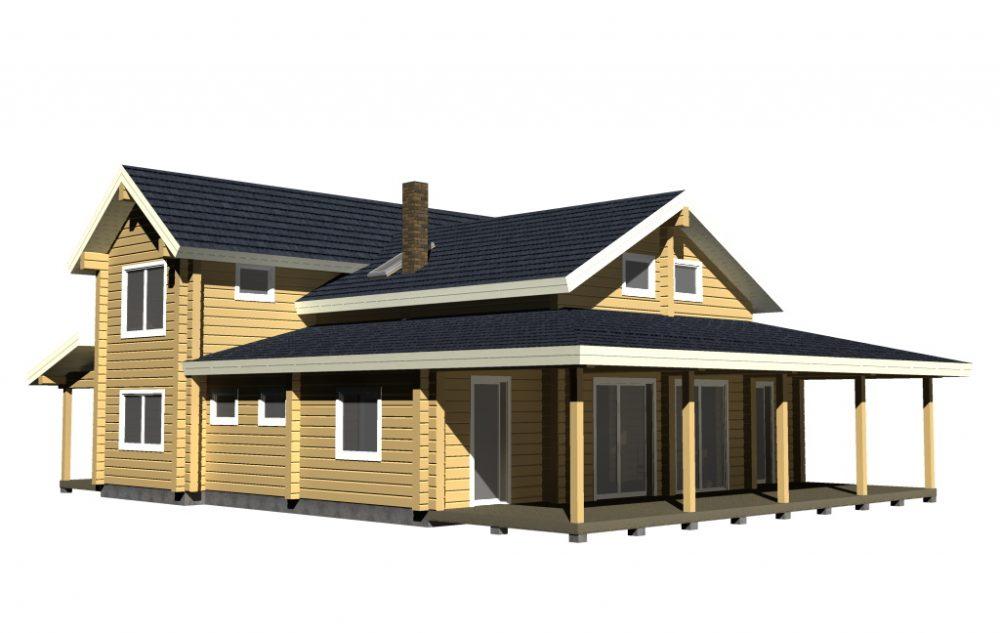 Casas prefabricadas Viaña 226