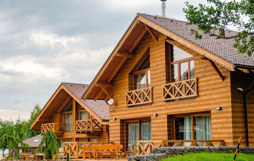 Casas Madera - Energías renovables